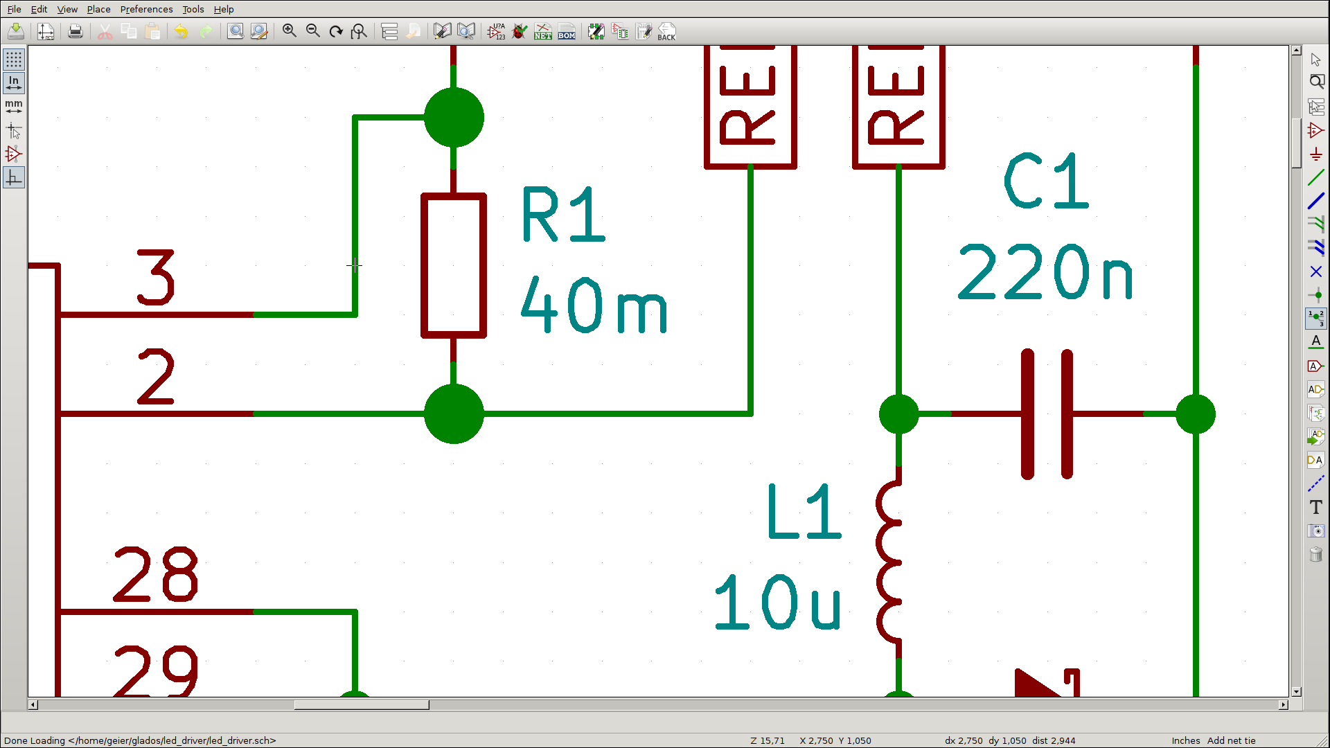 Electronics Irc Archive For 2016 06 15 Led Driver Circuit Schematic Http Www Learningelectronics Net Circuits